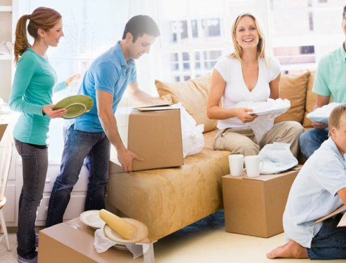 Hire Packers and Movers Company